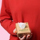 Vedeli ste, že bežné vložky sa rozkladajú 500 rokov?  Dajte šancu menštruačnému kalíšku a uvidíte, že je to výborná voľba. Pre mňa jedno z najlepších rozhodnutí, aké som urobila. #menstruacianiejetabu #menstruacia